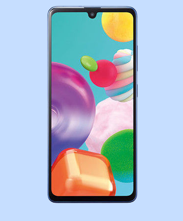 Samsung Galaxy A41, price in India, review, specification