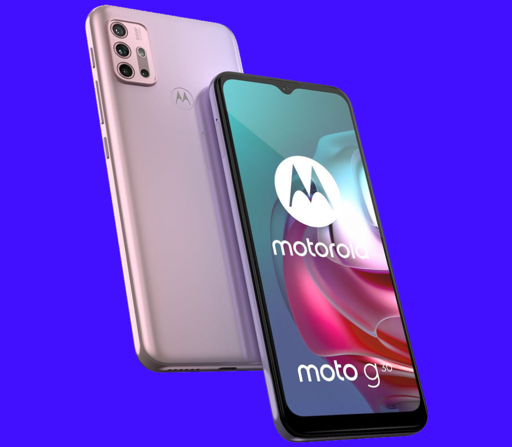 Motorola moto G30 price in India, specifications, launch date