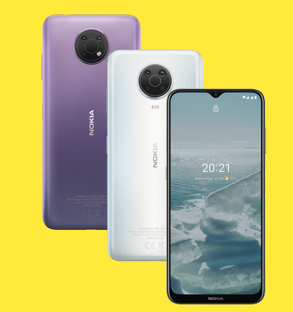 Nokia g20 price in india, specifications