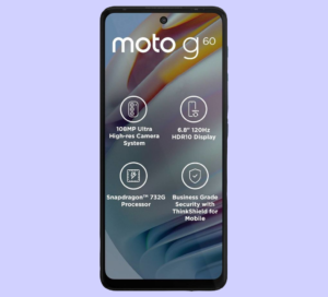 Moto g60 price in india, 108 MP primary lens, snapdragon 732g processor